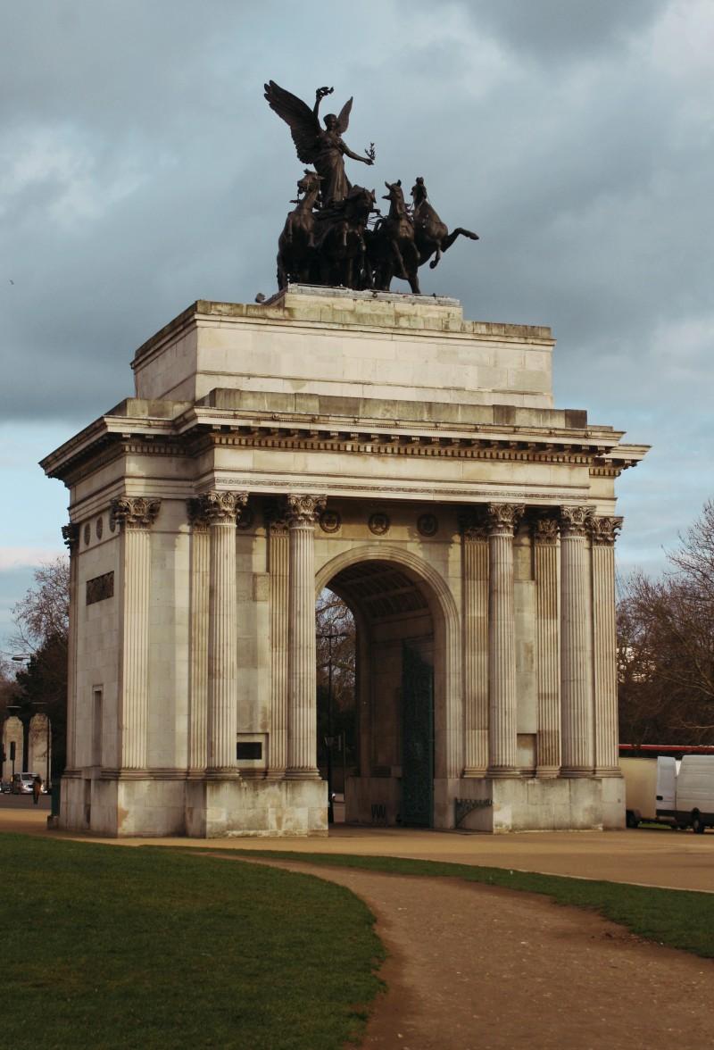 London promenade