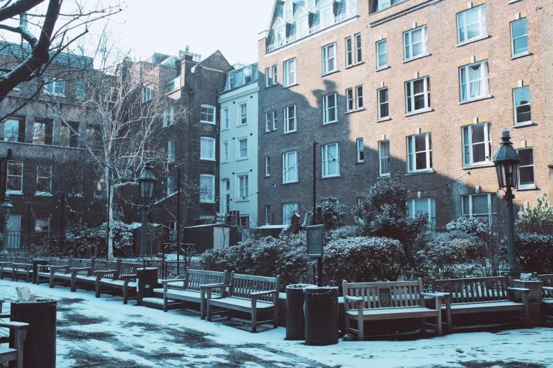 Promenade london